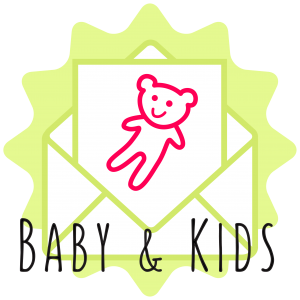 baby & kids button icon