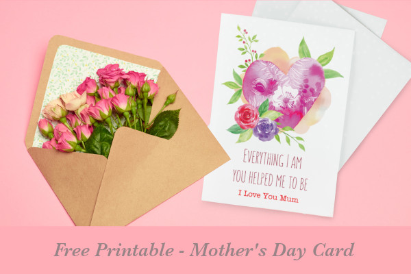 promo image for mother's day freebie